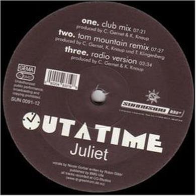 Outatime JULIET Vinyl Record