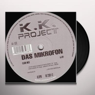Kk Project DONT YOU WANT ME Vinyl Record