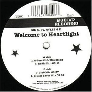Big C./Ayleen WELCOME TO HEARTLIGHT Vinyl Record