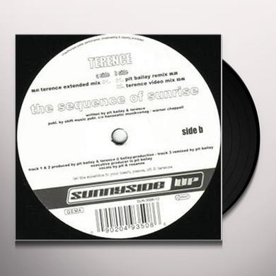 Terence SEQUENCE OF SUNRISE Vinyl Record