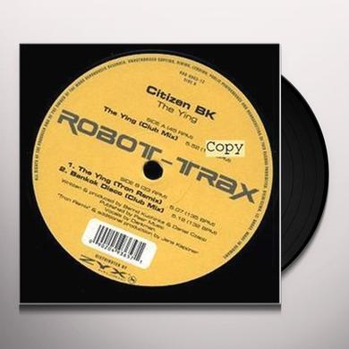 Citizen Bk YING Vinyl Record