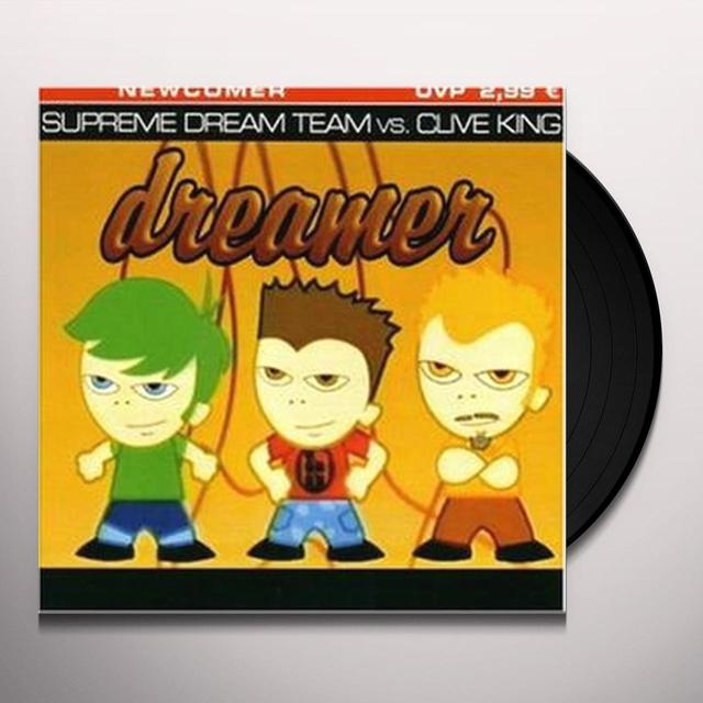 Supreme Dream Team DREAMER Vinyl Record