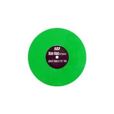 RAY ROC PRESENTS JUNGLE K Vinyl Record
