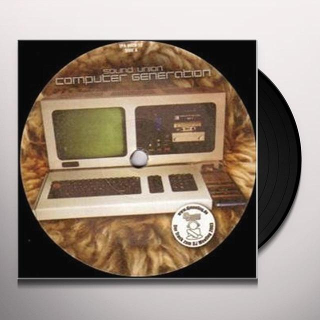Sound Union COMPUTER GENERATION Vinyl Record