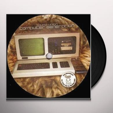 Sound Union COMPUTER GENERATION Vinyl Record
