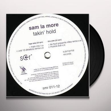 San La More TAKIN HOLD Vinyl Record