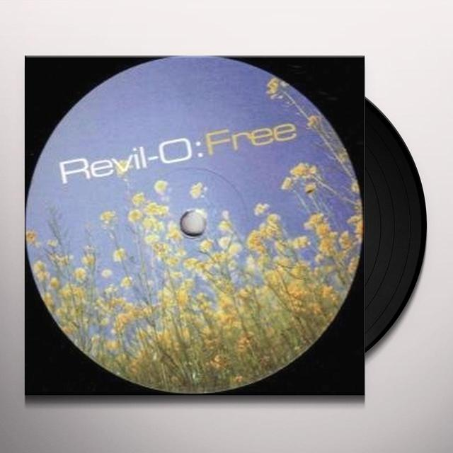 Revil O. FREE Vinyl Record