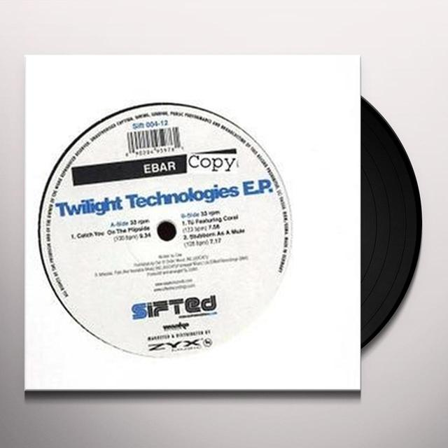 E.Bar TWILIGHT TECHNOLOGIES EP Vinyl Record