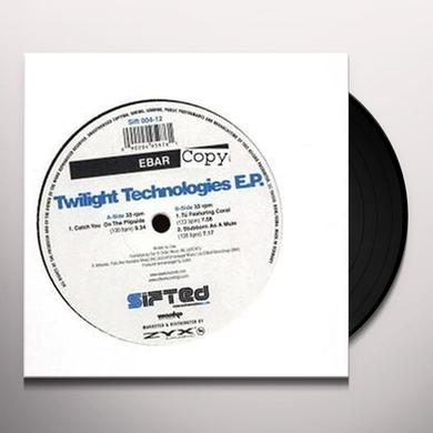 E.Bar TWILIGHT TECHNOLOGIES EP Vinyl Record