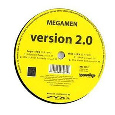 Megamen VERSION 2.0 Vinyl Record