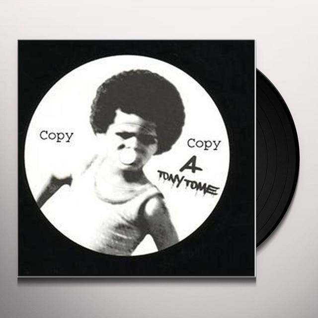 TONY TOME Vinyl Record