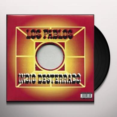 Los Pablos INDIO DESTERRADO Vinyl Record