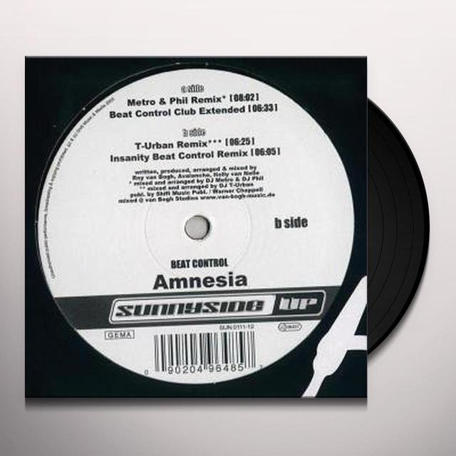 Beat Control AMNESIA Vinyl Record
