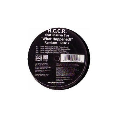 Harry Choo Choo Romero WHAT HAPPEND? (REMIXES) Vinyl Record