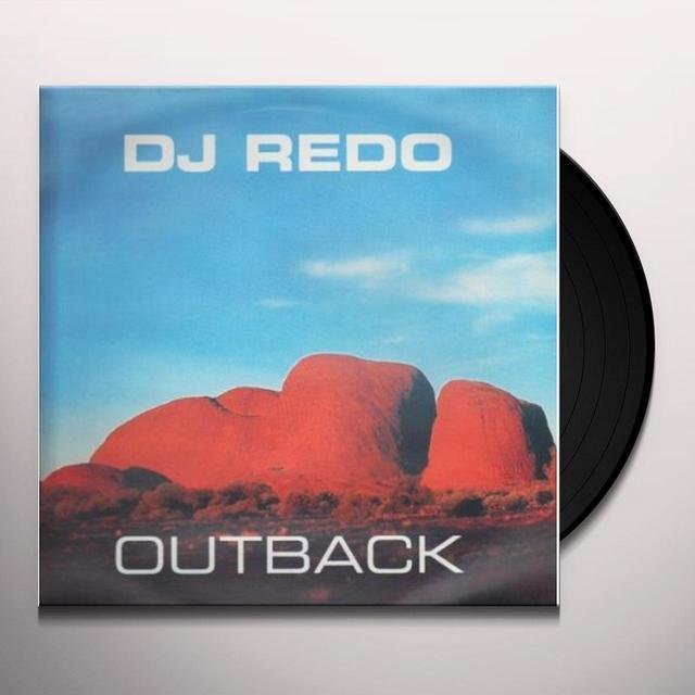 Dj Redo OUTBACK Vinyl Record