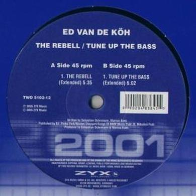 Ed Van De K+H REBEL Vinyl Record
