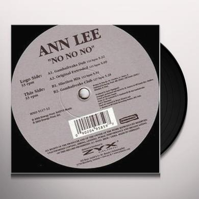 Ann Lee NO NO NO Vinyl Record