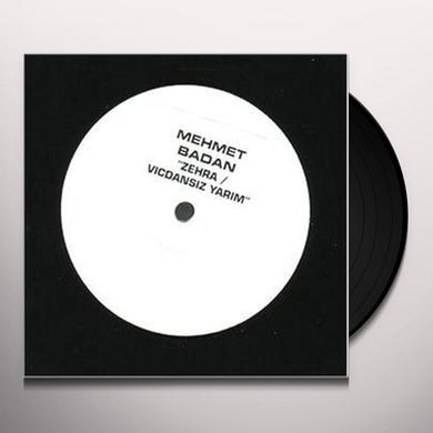 Mehmet Badan ZEHRA Vinyl Record