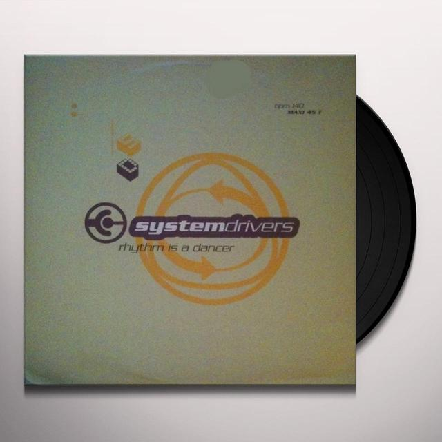 System Drivers RHYTHM IS A DANCER Vinyl Record