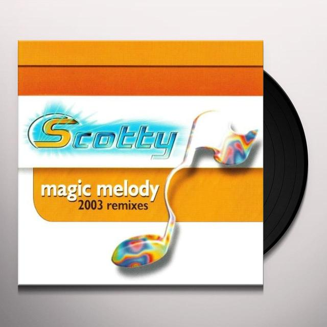 Scotty MAGIC MELODY Vinyl Record