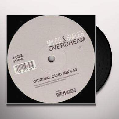 Miles & Smiles OVERDREAM Vinyl Record