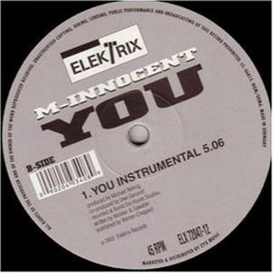 M-Innocent YOU Vinyl Record