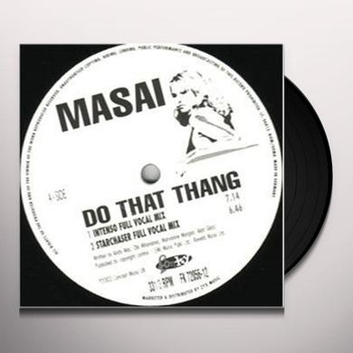 Masai DO THAT THANG Vinyl Record