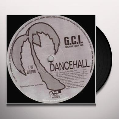Dancehall GCU GROOVE CREW INTERNATIONAL Vinyl Record