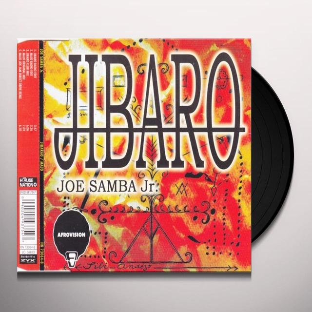 Joe Jr. Samba JIBARO Vinyl Record