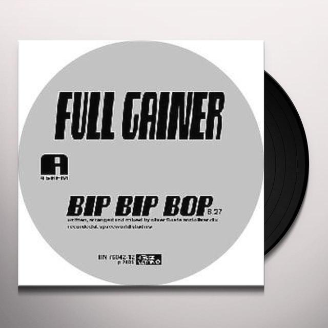 Full Gainer BIP BIP BOP Vinyl Record