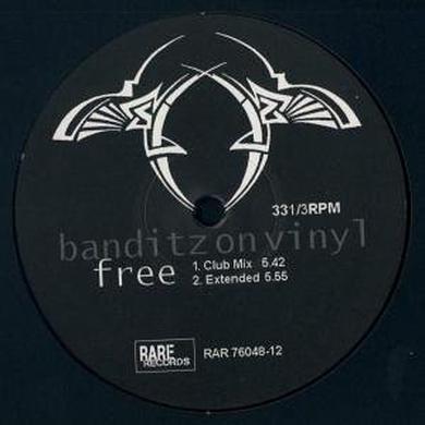 Banditz FREE Vinyl Record