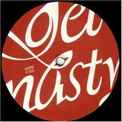Tom Ricx GET NASTY Vinyl Record