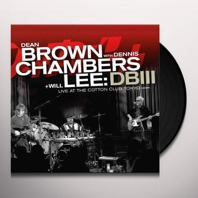 Dean Brown & Dennis Chambers DB III Vinyl Record