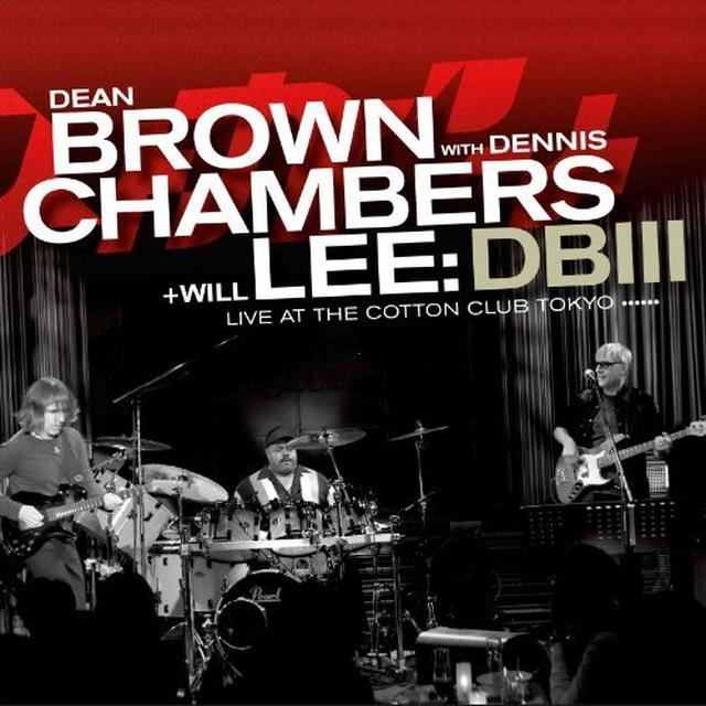 Dean Brown & Dennis Chambers DB III Vinyl Record