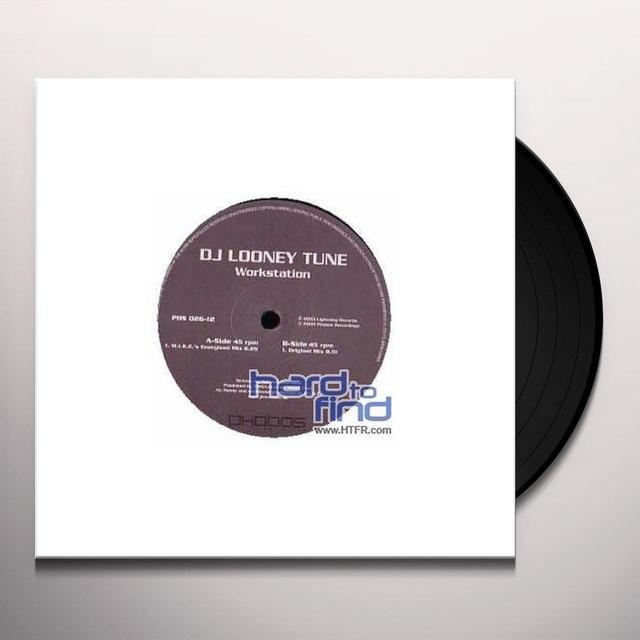 Dj Looney Tune WORKSTATION Vinyl Record