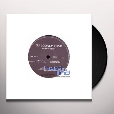 Dj Looney Tune WORKSTATION Vinyl Record