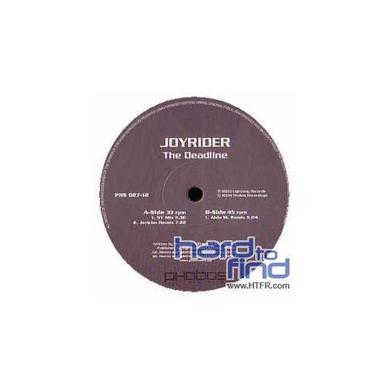 Joyrider DEADLINE Vinyl Record