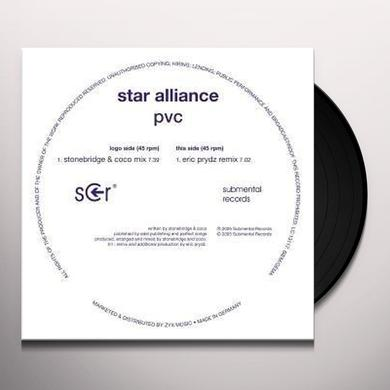 Star Alliance PVC Vinyl Record