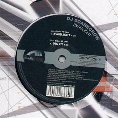 Dj Scarecrow ZWIELICHT EP Vinyl Record