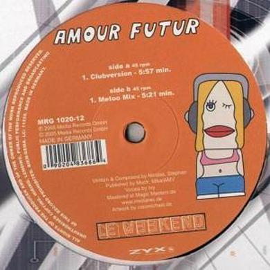 Le Weekend AMOUR FUTUR Vinyl Record