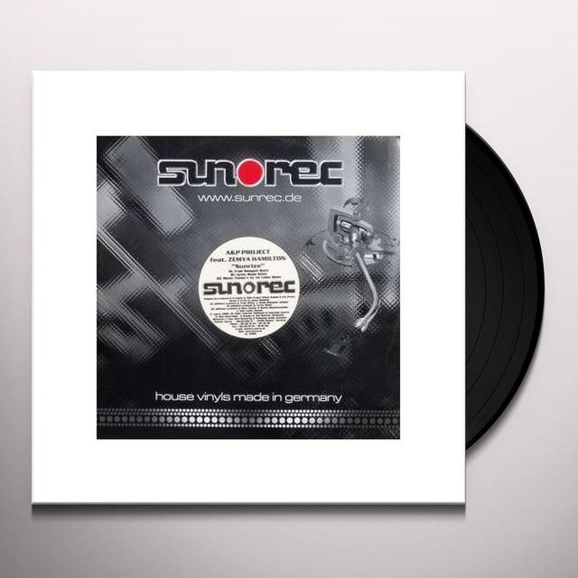 A&P Project (Angello & Prydz) SUNRIZE Vinyl Record