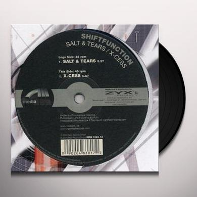 Shiftfunction SALT & TEARS/X-CESS Vinyl Record