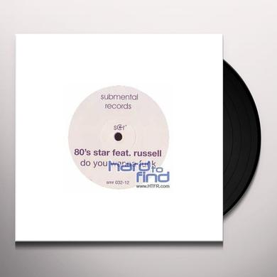80S Star DO YOU WANNA FUNK Vinyl Record