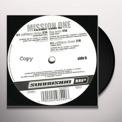 Mission One MILITARY DRUM Vinyl Record