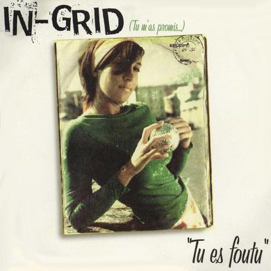 In-Grid TU ES FOUTU Vinyl Record