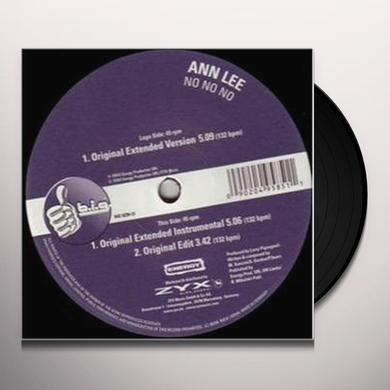 Ann Lee NO NO NO Vinyl Record