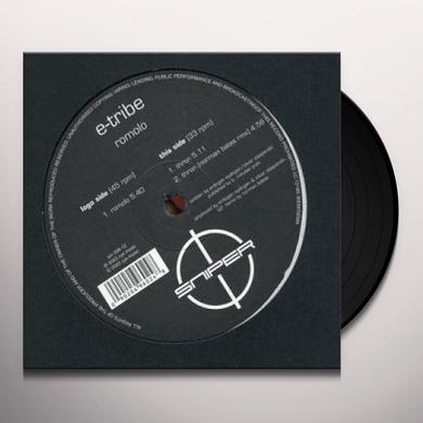 E-Tribe ROMOLO Vinyl Record