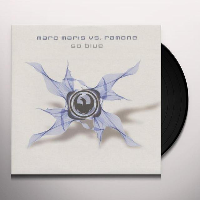 Marc Vs. Ramone Maris SO BLUE Vinyl Record