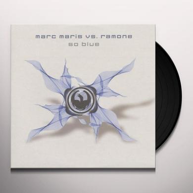 Marc Vs. Ramone Maris SO BLUE Vinyl Record