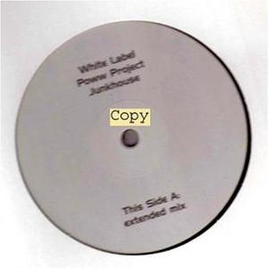 Poww Project JUNK HOUSE Vinyl Record